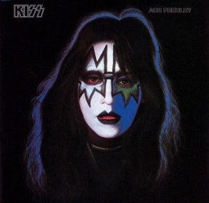 Disco solista, parte de la serie de 4, que publicaron los integrantes de Kiss en 1978