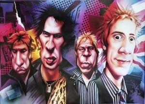 """Odiados por muchos, incomprendidos por otros, """"Sex Pistols"""" son una de las agrupaciones más influyentes en la música contemporánea"""