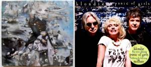 BLONDIE 2011 Panic Of Girl covers