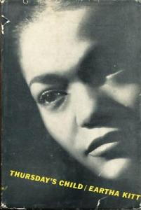 Eartha Kitt autobiography cover