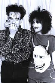 Siouxie Sioux & Robert Smith