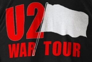 War Tour logo