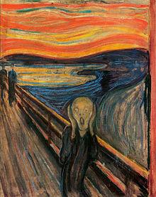 El Grito, Edvard Munch 1893