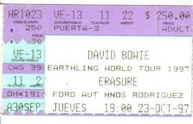 Bowie Foro Sol