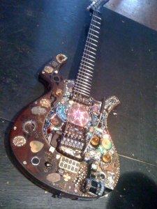 Nitefly Parker Guitar Reeves Gabrels