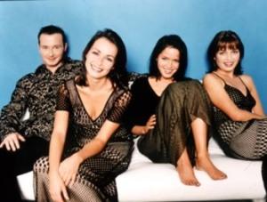 Los hermanos Corr, que aprendieron música de sus padres, fueron muy exitosos en Europa en los 90s