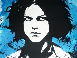 Jack White en su período azul