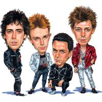 Rudie can't fail, The Clash