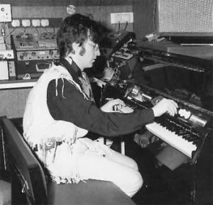 """Teclado """"Mellotron"""" de John Lennon, utilizado subrepticiamente en la grabación de """"Time of the season"""""""