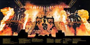 Kiss Alive II open