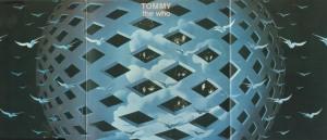 La portada del LP es una obra de Mike McInnerney seguidor de Meher Baba, que busca también transmitir visualmente las ideas de su Maestro, plasmadas en el disco