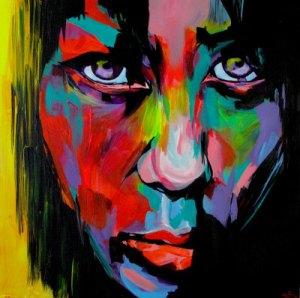 Una interpretación del efecto de la lujuria en el bienestar de las personas Imagen de Denisse Wolf