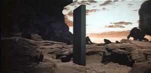 monolith 2001 Space Odyssey