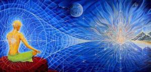La idea de que el Universo es en realidad una serie de vibraciones, es compartida por varias Filosofías y ha sido tema de inspiración para muchos artistas. J.R.R. Tolkien (El Silmarilion) o Pete Townshend, por ejemplo
