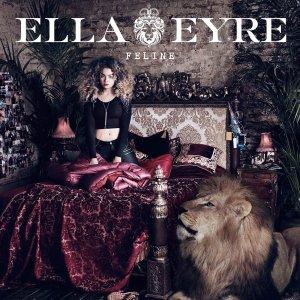 """Portada del CD """"Feline"""" lanzado en Agosto del 2015 en el que se inclue """"If I go"""" motivo de este texto"""