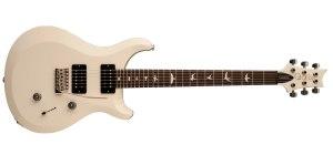 Guitarra PRS modelo Custom 24 Amber Burst, similar a la utilizada por el guitarrista que acompaña a Eyre en su presentación de Halloween 2014