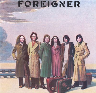 Foreigner LP